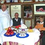 Ambasciata with Luca, Carlo & Romano