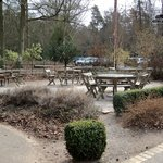 Outdoor Seating near Park Centre