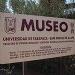 Foto de Museo Arqueologico San Miguel de Azapa
