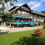 Hotel Lek in summer