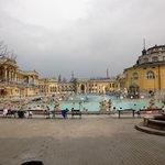 Szecheneyibadene- City Park (15 minutes walk)