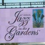 Jazz  in the Gardens 2013