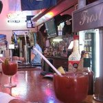 Frosty Bar Bloody Mary