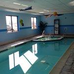 Indoor Swimming Pool / Whirlpool