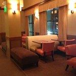 Lobby area/ dining