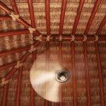 Palapa roof