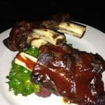 Braised Beef ribs.