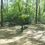 Double Lake Primative Campsite