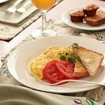 Full homemade breakfast every morning!