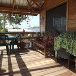 Veranda at Coco Breeze