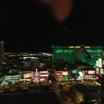 View of the Strip from my Room