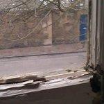 Window trouble
