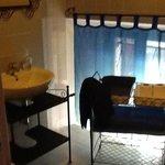 bagno della camera acqua