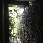 Second Bedroom, outdoor shower