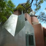 Ohr-O'Keefe Museum. Architecture by Gehry.