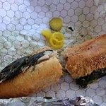 Large Pork Italian w/Sharp