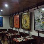 Paintings done by Kripa Foundation, Darjeeling