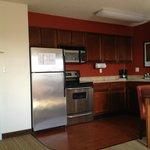 Room 429 - Kitchen Area