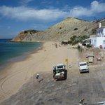 Beach, only 1 min from Beleza do Burgau Beauty Salon!