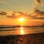 Sonnenuntergang Maderas