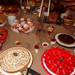 desserts du grand chef pâtissier