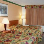 Regency Inn Fairfield TXBed