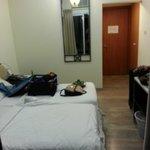notre chambre no 214 avec vue mer