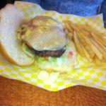 Hawaiian Burger pic 1