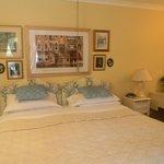Garden room, Homelands Guest House