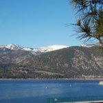 Lake Chelan in Early Spring