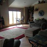 Main Living area Granite Springs Lodge