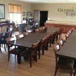Events area Granite Springs Lodge