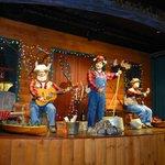 animated band