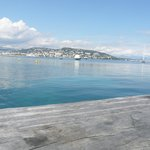 The best way to view Cannes, from a distance