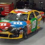 Joe Gibbs Racing Garage