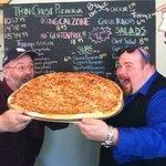 24 inch pizza challenge!