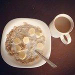 El desayuno :)