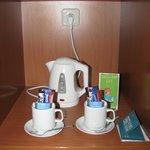 Coffe/tea facility