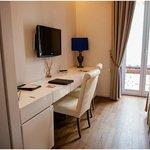 Room, TV/desk area