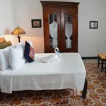Room #3: Suite of two rooms with Queen bed and King bed