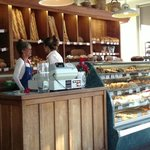 Bread and wondrous baked goods at the Paris Bakery Cafe