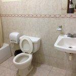 Bath of standard room