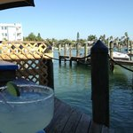 Margarita with a view