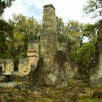 Sugar Mill ruin