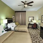 Homewood Suites by Hilton Oxnard Hotel Double Queen Suite