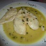 Caruso's Chicken Piccata