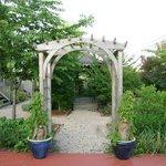 Garden & Gazebo at Monteagle Inn & Retreat Center