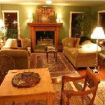 Spacious and confortable Great Room in the Monteagle Inn & Retreat Center