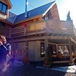 Pretty cabin