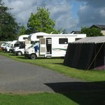 Tenting and Campervans